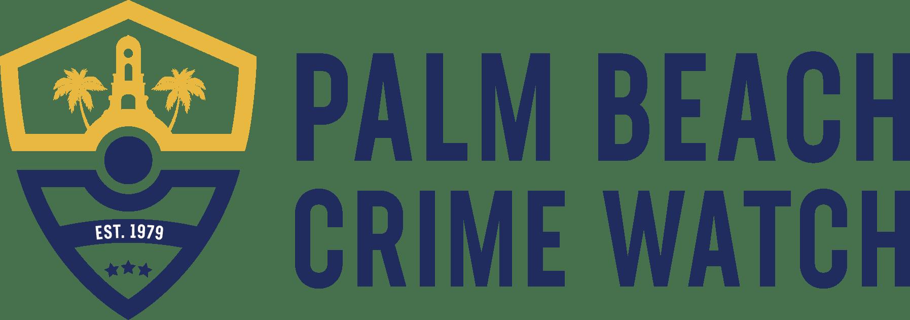 PBPFF Crime Watch Logo (Horizontal)